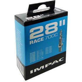 """Impac Race Inner Tube 28"""" black"""